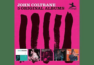 John Coltrane - 5 Original Albums  - (CD)