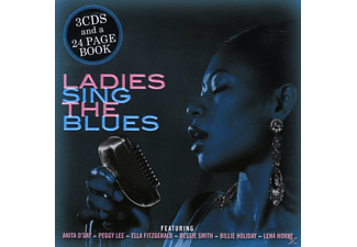 VARIOUS - Ladies Sing The Blues - (CD)