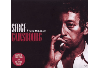 Serge Gainsbourg - A Son Meilleur-Essential Collection  - (CD)