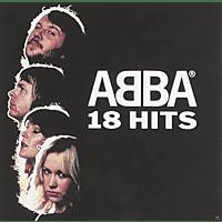 ABBA - 18 HITS  - (CD)