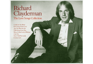 Richard Clayderman - Love Songs Collection - (CD)
