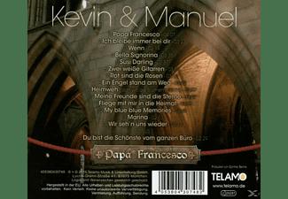 Kevin & Manuel - Papa Francesco  - (CD)