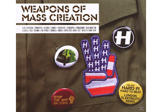 VARIOUS - Weapons Of Mass Creation 3  - (CD)