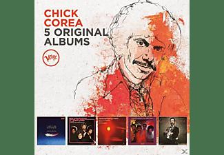Chick Corea - 5 Original Albums  - (CD)