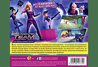 Barbie - Barbie In:Das Agenten-Team  - (CD)