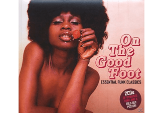 VARIOUS - On The Good Foot-Essential Funk Classics - (CD)