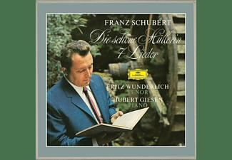 Fritz Wunderlich, Hubert Giesen - Die Schöne Müllerin/7 Lieder  - (Vinyl)