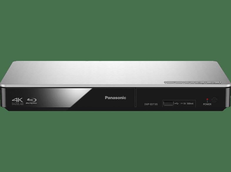 PANASONIC DMP-BDT185 Blu-ray Player (Silber)