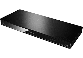 PANASONIC DMP-BDT384 Blu-ray Player Schwarz