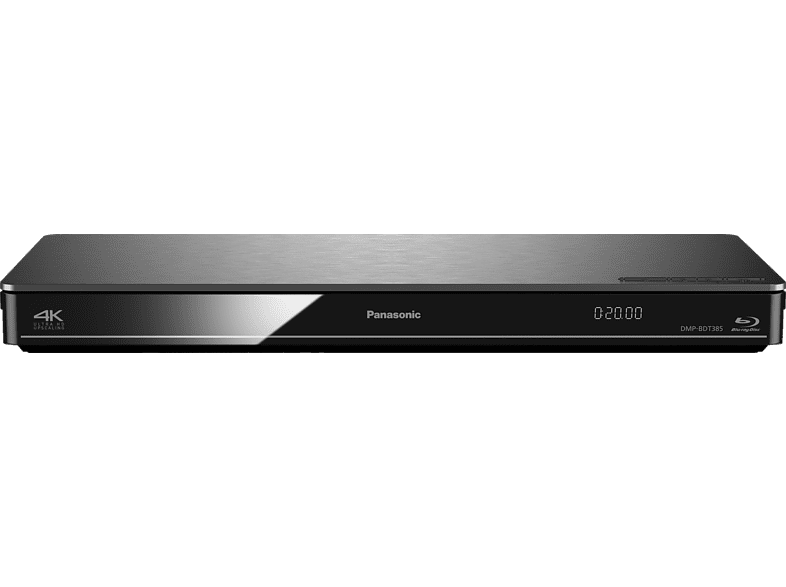 PANASONIC DMP-BDT385 Blu-ray Player (Silber)