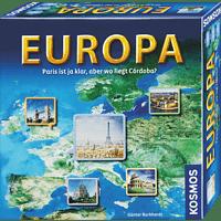 KOSMOS Europa Familienspiel