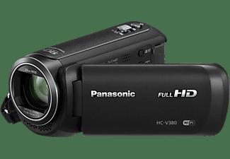 PANASONIC HC-V380 Camcorder, CMOS 2,2 Megapixel, 50xopt. Zoom