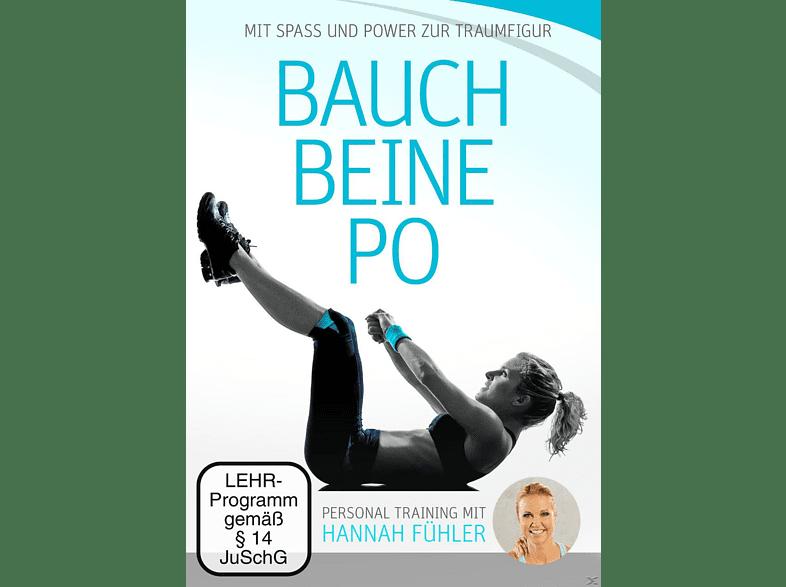 Bauch, Beine, Po [DVD]