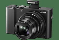 PANASONIC Lumix DMC-TZ101 LEICA Digitalkamera Schwarz, 20.1 Megapixel, 10x opt. Zoom, LCD-Display