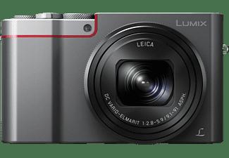 PANASONIC Lumix DMC-TZ101 Reisezoom-Kamera, silber
