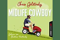 Chris Geletneky - Midlife-Cowboy - (CD)