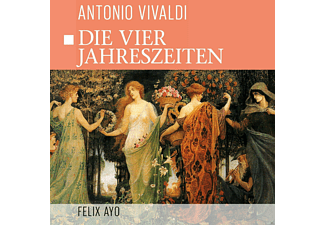 Felix Ayo - Die Vier Jahreszeiten  - (CD)