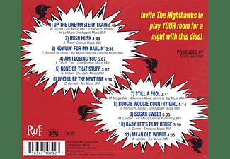 Nighthawks - Live Tonite  - (CD)