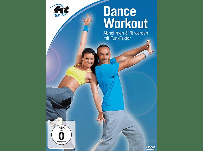 Fit For Fun - Dance Workout - Abnehmen & fit werden mit Fun-Faktor [DVD]