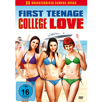 First Teenage College Love [DVD]