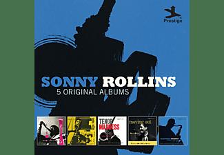 Sonny Rollins - 5 Original Albums  - (CD)