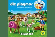 Die Playmos - Die Playmos 49: Sabotage auf dem Reiterhof - (CD)
