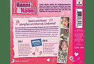 Hanni Und Nanni - 50/Kämpfen Um Internat Lindenhof - (CD)