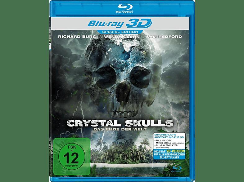Crystal Skulls [3D Blu-ray]