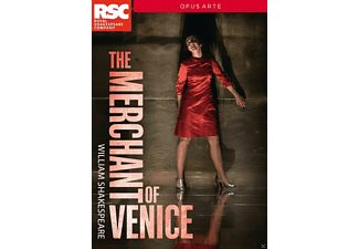VARIOUS - The Merchant Of Venice - (DVD)
