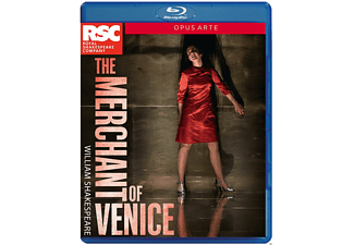 VARIOUS - The Merchant Of Venice - (Blu-ray)