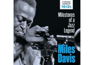 Miles Davis - 22 Original Albums  - (CD)