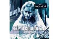 Henry Mccullough - Live At Rockpalast (1976) [CD]