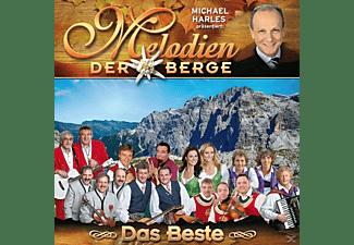 VARIOUS - Melodien Der Berge-Das Beste  - (CD)