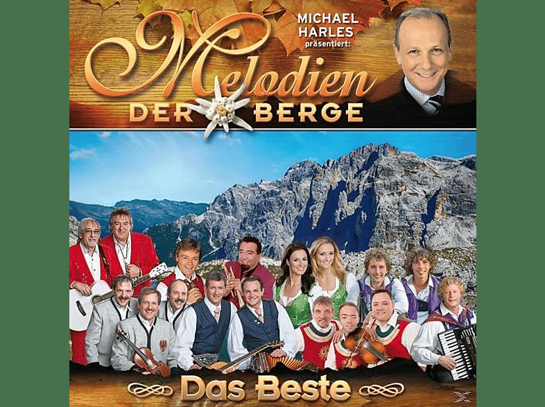 VARIOUS - Melodien Der Berge-Das Beste [CD]
