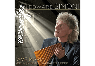 Edward Simoni - Ave Maria-Schönste Sakrale L  - (CD)