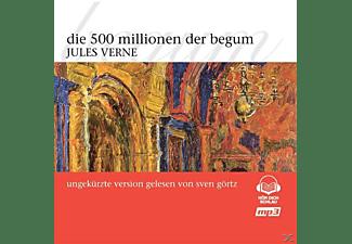 Jules Verne - Die 500 Millionen Der Begum  - (CD)