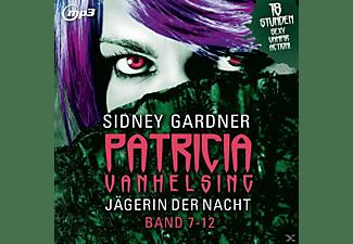 Patricia Vanhelsing - Jägerin Der Nacht.Band 7-12.Mp3 Version  - (MP3-CD)