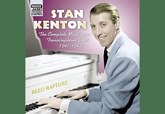 Stan Kenton - Reed Rapture  - (CD)