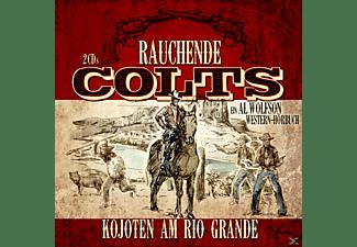 Jürgen Fritsche - Rauchende Colts: Kojoten Am Rio Grande  - (CD)