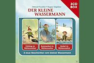 Otfried Preussler - Der Kleine Wassermann-3-CD Hörspielbox - (CD)