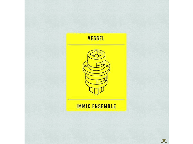Immix Ensemble & Vessel - Transition [LP + Download]