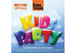 C.R.S.Players - Kids Years-Kids Party  - (CD)