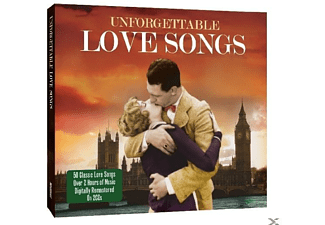 VARIOUS - Unforgettable Love Songs  - (CD)