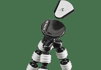 CULLMANN ALPHA 380 Dreibein Mini-Stativ, Grau, Höhe offen bis 305 mm