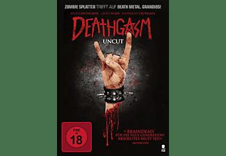 Deathgasm DVD