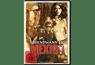 Irgendwann In Mexico (Antonio Banderas, Salma Hayek,Jonny Depp) [DVD]