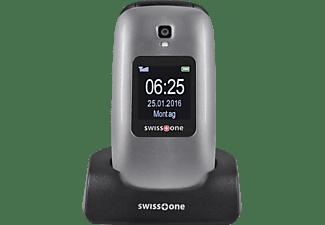 SWISSTONE BBM 625 Seniorenhandy, Silber