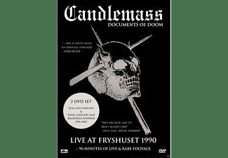 Candlemass - Documents Of Doom  - (DVD)