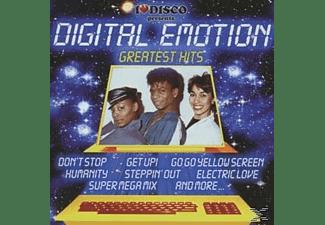Digital Emotion - I Love Disco Pres. Digital Emotion  - (CD)