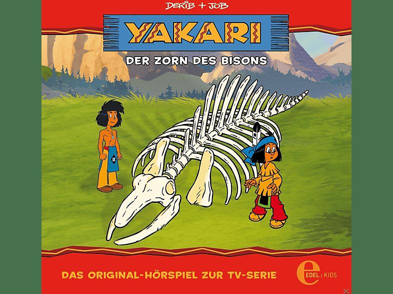 Yakari - Yakari 19: Der Zorn des Bisons - (CD)